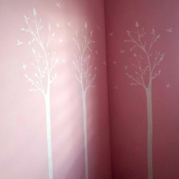 """Plantilla Decorativa """"Arbol"""""""