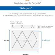 Medidas Arlequin (Small)