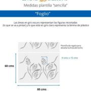 Medidas Foglio (Small)