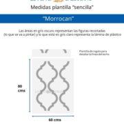Medidas Morrocan (Small)