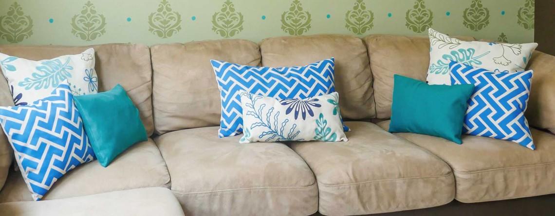 Blog plantillas decorativas stencils para el dise o de - Cojines de diseno ...