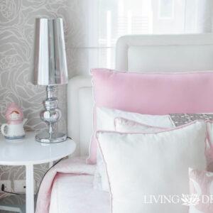 Plantillas decorativas para pintar paredes con efecto papel tapiz