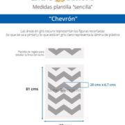 Medidas Chevron (Small)