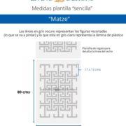 Medidas Matze (Small)