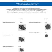 Medidas Mandala Namaste