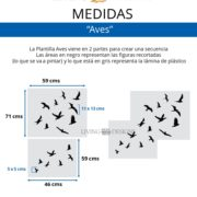 aves medidas 2 partes