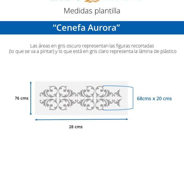 Cenefa Aurora