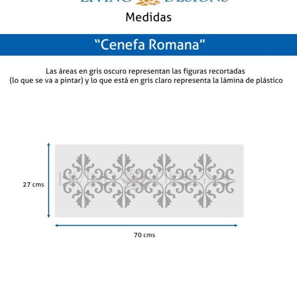 Cenefa Romana