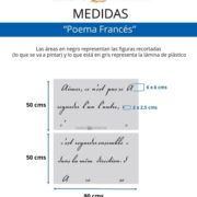 Medidas Poema Frances (Small)