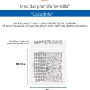 Medidas Cocodrilo (Small)