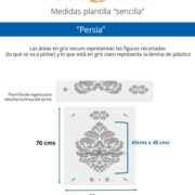 Medidas Persia (Small)