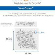 Medidas Aves otomi (Small)