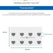 Medidas Corazones (Small)