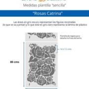 Medidas Rosas Catrinaa (Small)