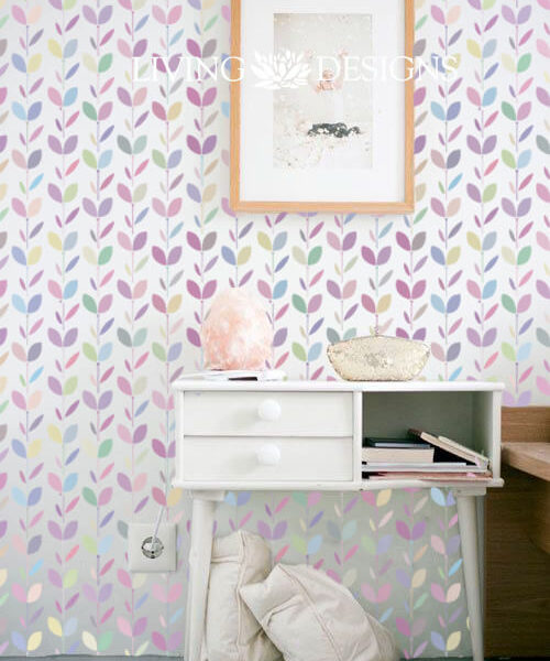 pintura; stencil; damasco; decoracion; plantillas; diseñodeinte