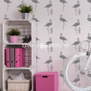 Bicycle in a room