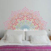 Mandala Paz colores (Small)