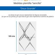 Medidas Doux Grande (Small)
